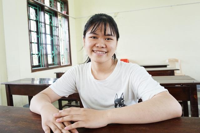 Thí sinh Nguyễn Thị Linh Linh