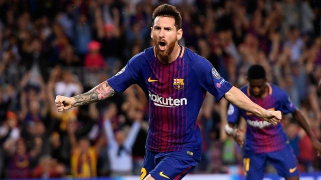 Dù Barcelona chỉ giành được danh hiệu cúp nhà Vua trong năm 2017 nhưng Messi vẫn trải qua năm thi đấu thành công. Cầu thủ này đã giành danh hiệu Vua phá lưới La Liga và Chiếc giày vàng châu Âu. Sang mùa này, El Pulga tiếp tục thi đấu ấn tượng và giúp Barcelona bỏ xa Real Madrid với khoảng cách 14 điểm trên BXH.