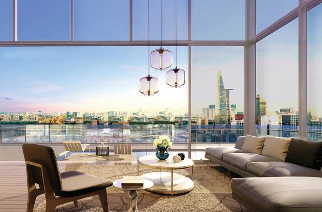 Xu hướng chọn căn hộ kiểu mẫu cho người dân đô thị mới - 1