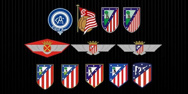 Mùa giải tới, Atletico Madrid sẽ thay logo mới