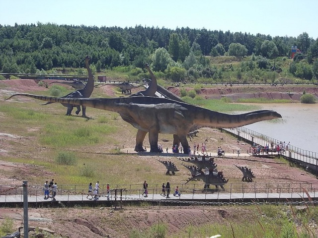 Những gã khổng lồ của trái đất, chúng lớn tới cỡ nào? - 2