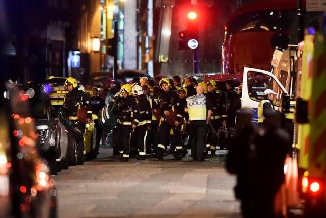 Đây là vụ tấn công khủng bố thứ 3 xảy ra tại Anh kể từ tháng 3/2017 (Ảnh: Reuters)