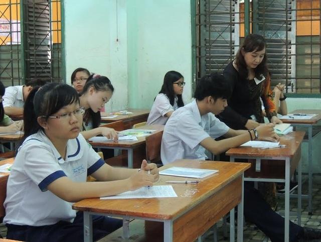 Nhiều học trò chịu áp lực chọn trường từ gia đình vượt quá mong muốn và năng lực của mình