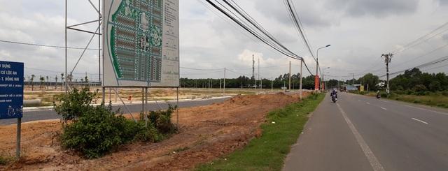 Kể từ đầu tháng 6/2017, thị trường bất động sản tại khu vực huyện Long Thành lại một lần nữa sôi động khi nhiều dự án tại đây được khởi động, giá đất được đẩy lên chóng mặt