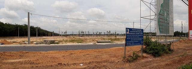 """Lại """"loạn"""" giá đất quanh dự án sân bay Long Thành - 3"""