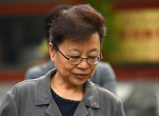 Cựu Phó Bí thư Thành ủy Bắc Kinh Lữ Tích Văn (Ảnh: Reuters)