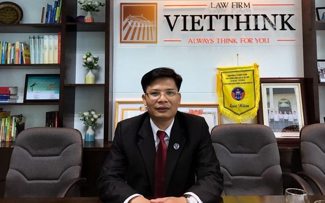 Luật sư Tạ Anh Tuấn, Trưởng phòng tranh tụng - Công ty Luật TNHH Vietthink.