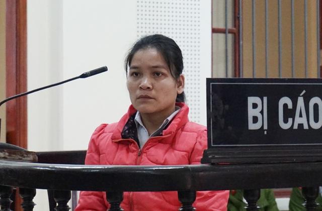 Lương Mẹ Khăm - kẻ bán em gái để lấy 80 triệu đồng bị tuyên phạt 4 năm tù.