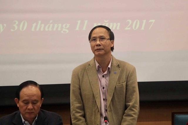 Ông Nguyễn Hoài Nam, Trưởng ban Pháp chế HĐND TP Hà Nội: Công an Hà Nội đã khởi tố vụ án về sai phạm tại những công trình của ông Lê Thanh Thản