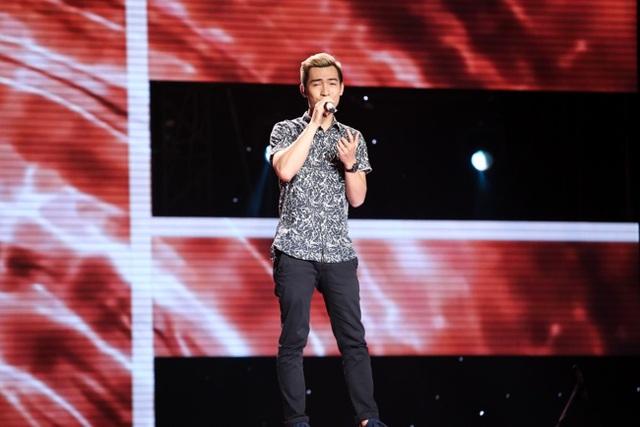 Lương Minh Trí - học trò của cố nhạc sĩ Trần Lập trở lại với The Voice 2017.