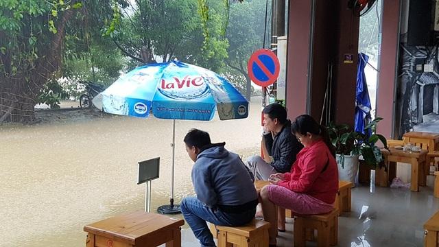 Người dân Huế lo lặp lại trận lụt lịch sử năm 1999.