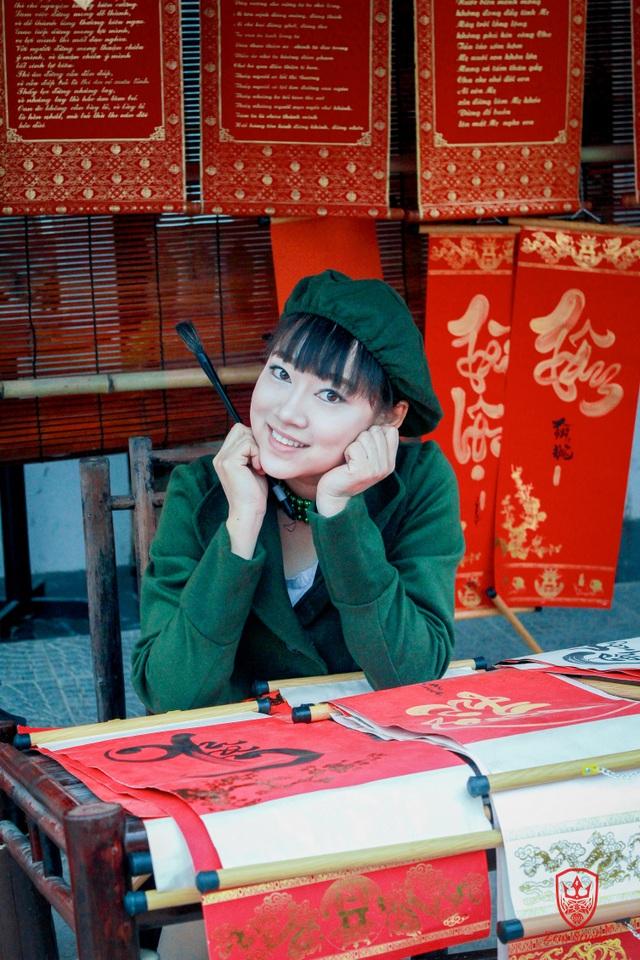 Địa chỉ luyện viết chữ đẹp uy tín của cô Hải Thanh giữa lòng Hà Nội - 1