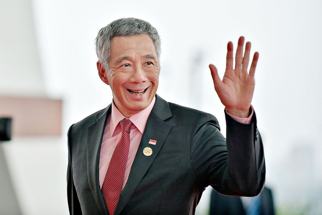 Thủ tướng Singapore Lý Hiển Long (Ảnh: Reuters)