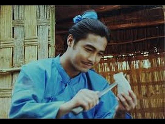Lý Hùng vào vai tráng sĩ hào kiệt Nguyễn Thế Trung.