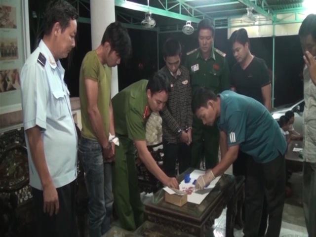 Các lực lượng triệt phá thành công các chuyên án ma túy lớn tại vùng biên