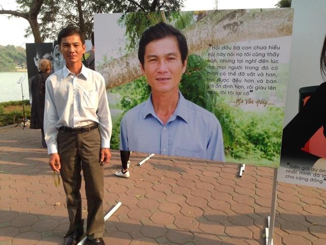 Ông Mã Văn Hồng.