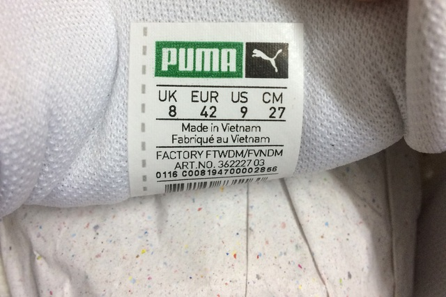 """Hàng """"Made in Vietnam"""" được 34 điểm, xếp thứ 46 trong danh sách. (Nguồn: HNCpro)"""