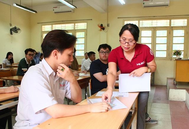 Mọi thí sinh đều có quyền phúc khảo bài thi (Ảnh: Mai Châm)