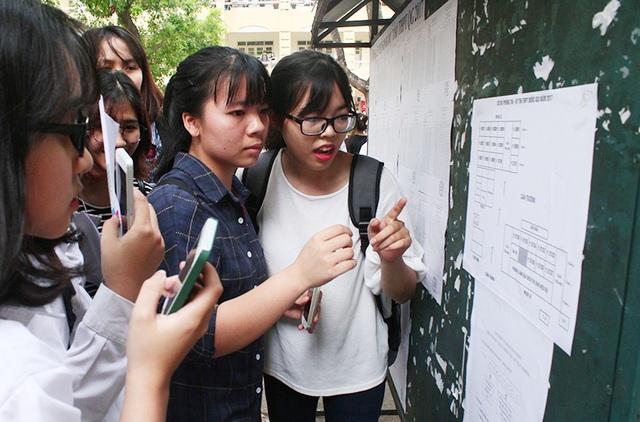 Lượng hồ sơ xét tuyển vào nhiều trường đại học thay đổi mạnh so với đợt đăng ký xét tuyển đầu