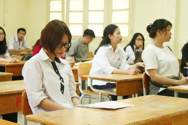 Điểm chuẩn nhiều trường đại học tăng vọt so với năm trước