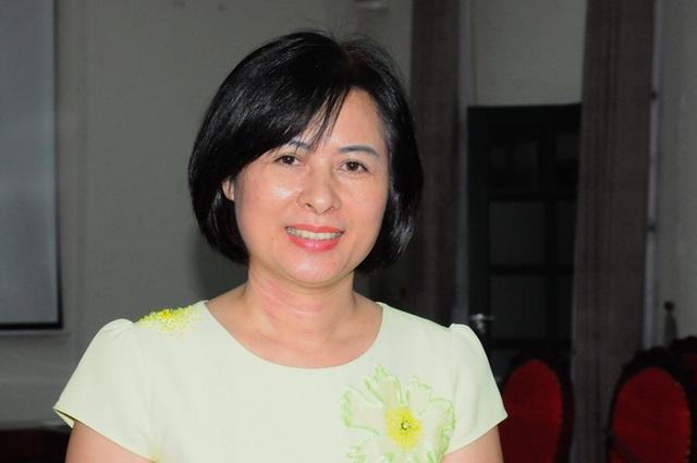 Cô giáo Mai Thị Thủy
