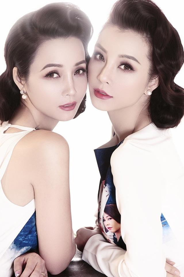 Xuất hiện cùng nhau tại nhiều sự kiện và trong nhiều shoot hình thời trang, Mai Thu Trang và Mai Thu Huyền luôn khiến nhiều người thích thú vị sự khá tương đồng về ngoại hình.