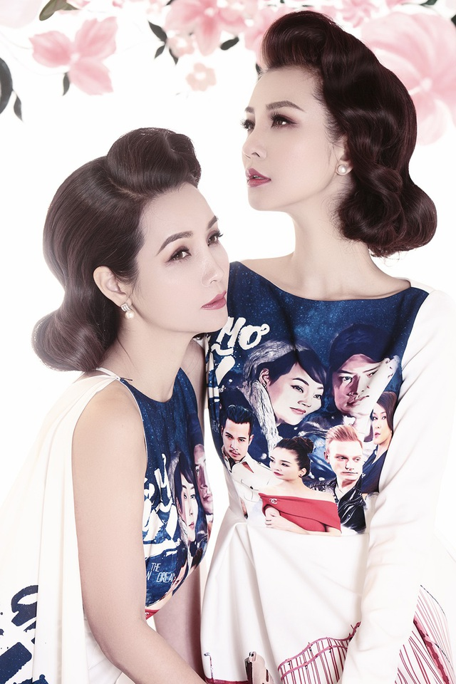 """Không chỉ bên nhau thời ấu thơ và cùng nhau trưởng thành, Mai Thu Trang và Mai Thu Huyền còn sánh bước bên nhau trên con đường sự nghiệp. Cả hai đã hợp tác với nhau trong hai bộ phim điện ảnh, đó là """"Lạc giới"""" và gần đây nhất là """"Giấc mơ Mỹ""""."""
