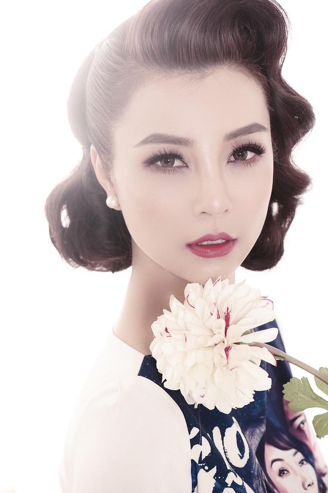 Mai Thu Trang là người có thiên bẩm về thời trang.