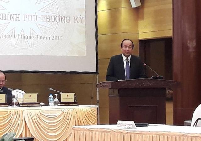 Bộ trưởng Mai Tiến Dũng khẳng định, Chính phủ rất ủng hộ cách làm quyết liệt của quận 1, TPHCM để giành lại những hình ảnh đẹp cho đô thị.