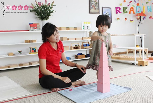Điều gì khiến phụ huynh tin yêu phương pháp giáo dục Montessori? - 2