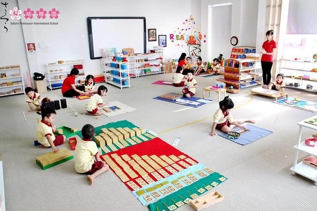 Điều gì khiến phụ huynh tin yêu phương pháp giáo dục Montessori? - 4