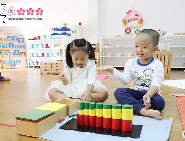 Điều gì khiến phụ huynh tin yêu phương pháp giáo dục Montessori? - 5