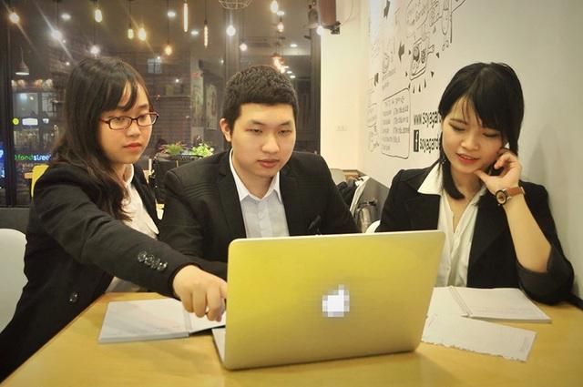 Nhóm sinh viên Hà Nội sáng lập dự án giáo dục tham vọng mang tên Mạng lưới gia sư chất lượng cao.