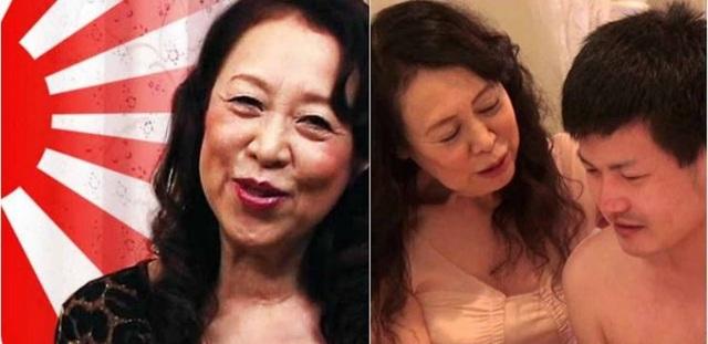 Nữ hoàng khiêu dâm Nhật giải nghệ ở tuổi 80 - 1