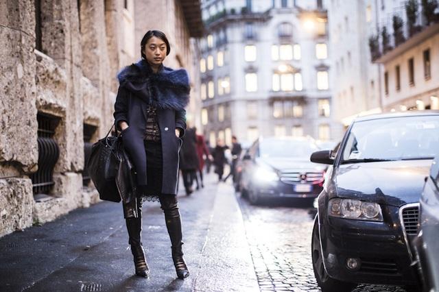 Siêu mẫu kiêm blogger nổi tiếng Margaret Zhang