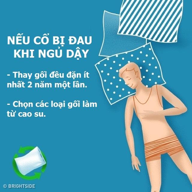 Giải pháp cho những triệu chứng thường gặp với giấc ngủ - 3