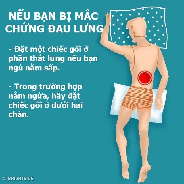 Giải pháp cho những triệu chứng thường gặp với giấc ngủ - 6