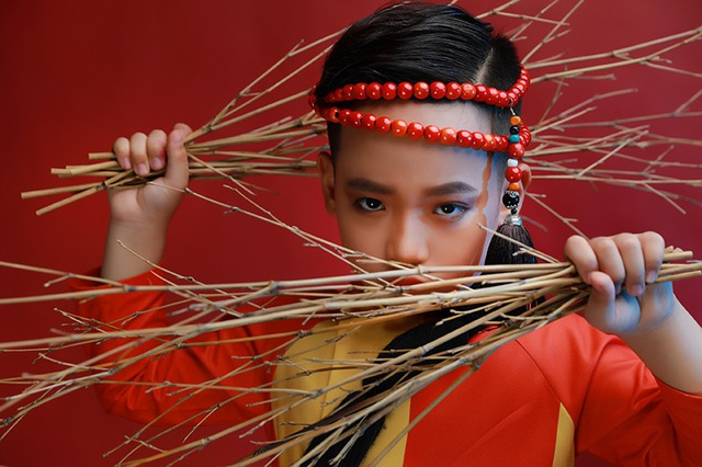 Hải Nam khiến nhiều người phải thốt lên ngỡ ngàng trước khả năng diễn xuất của cậu bé