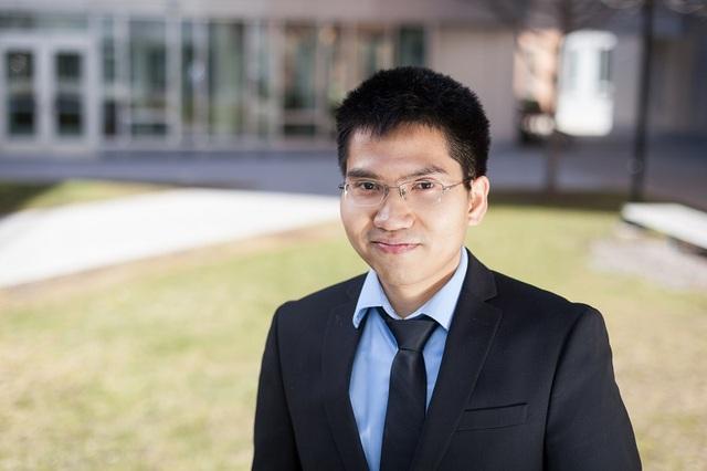 Anh Lê Mậu Tuấn chinh phục hàng loạt học bổng để theo học tại các trường danh giá của Singapore, Anh, Mỹ.