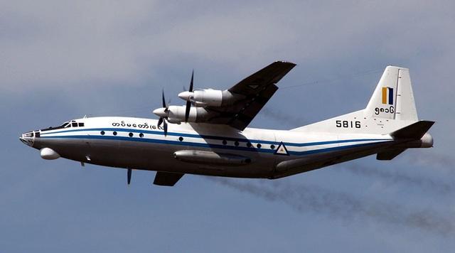 Một máy bay Shaanxi Y-8. (Ảnh minh họa: RT)