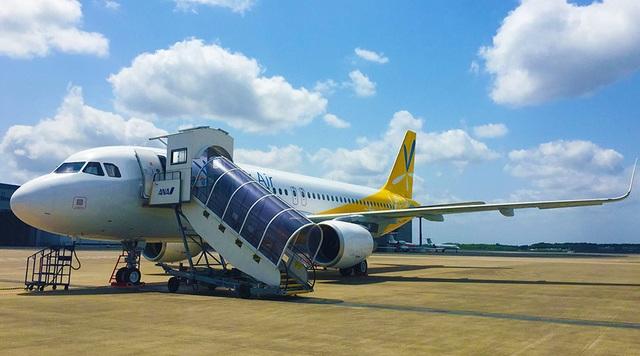 Một máy bay của Vanilla Air. (Ảnh: RT)