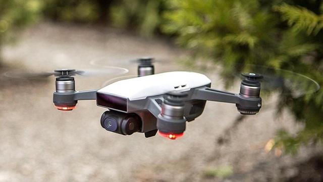 Một thiết bị bay điều khiển từ xa của DJI (Ảnh: DJI)