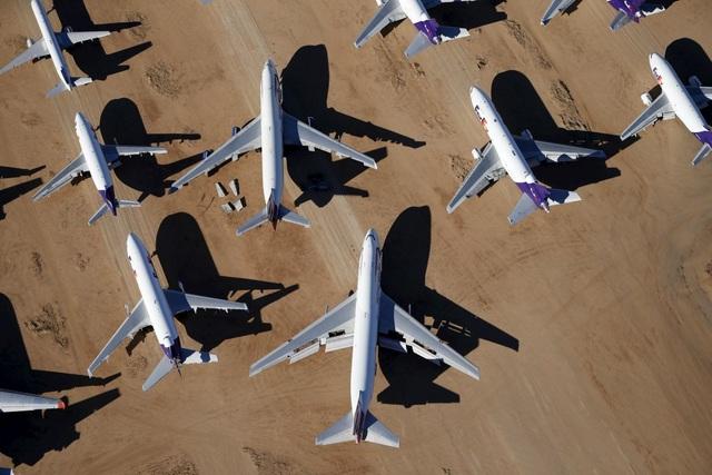 Tới nghĩa địa máy bay ở Mỹ - 7