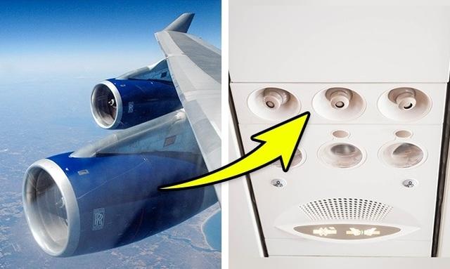 """Những thứ """"hay ho"""" trên máy bay ít hành khách ngờ tới - 8"""
