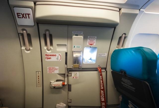 """Những thứ """"hay ho"""" trên máy bay ít hành khách ngờ tới - 9"""