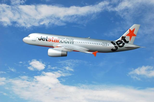 Hãng hàng không giá rẻ Jetstar