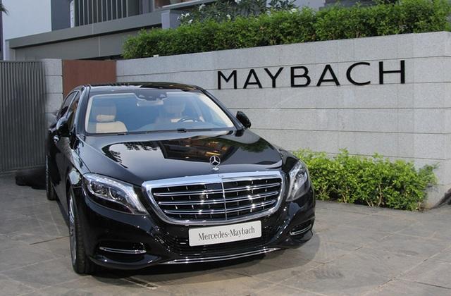 Mercedes-Benz đưa Maybach S400 và Maybach S500 về Việt Nam - 1