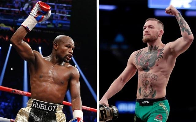 Mayweather vs McGregor được xem là trận đấu lạ đời