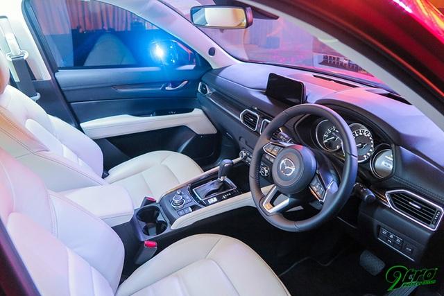 Mazda CX-5 thế hệ mới ra mắt - 4