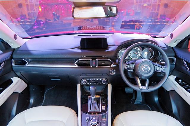 Mazda CX-5 thế hệ mới ra mắt - 8